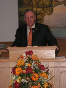 Our Pastor - Brother Dean Eaton